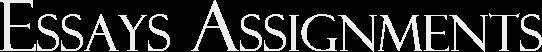 Essays Assignments logo